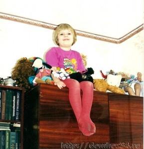Даша и игрушки
