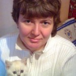 Я и котенок