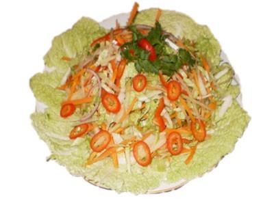 Что можно приготовить из пекинской капусты