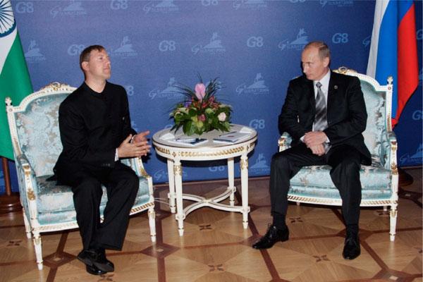 Я и Путин