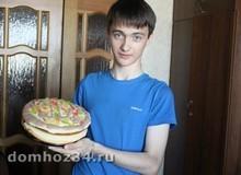 Торт из кефира