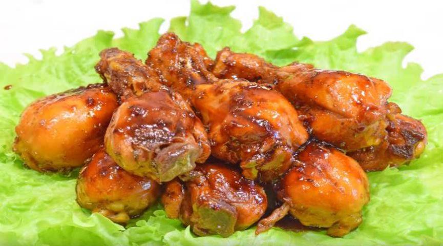 Как пожарить вкусные куриные ножки на сковороде – рецепт приготовления в медовом соусе