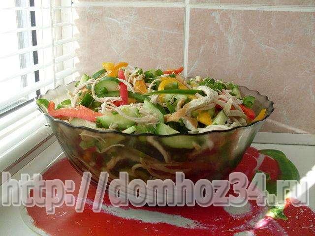 вкусные рецепты салатов с фото на день рождения