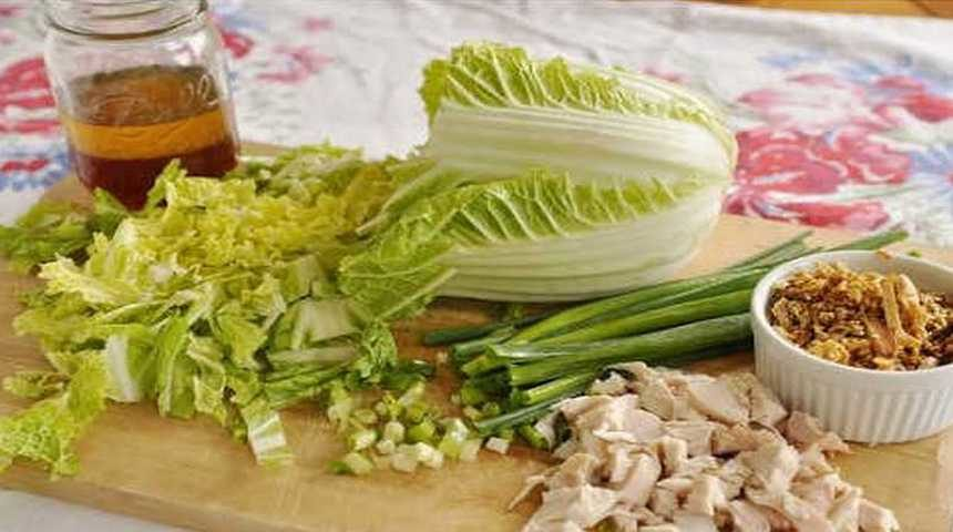 Фото ингредиентов для салата