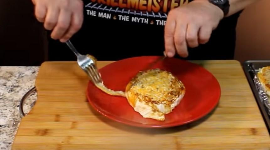 Вкуснейшая жареная капуста с яйцом и сыром