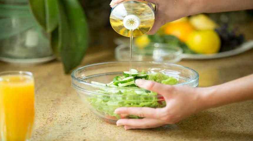 Подсолнечное масло для салата